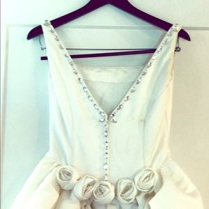 Rena Koh wedding gown